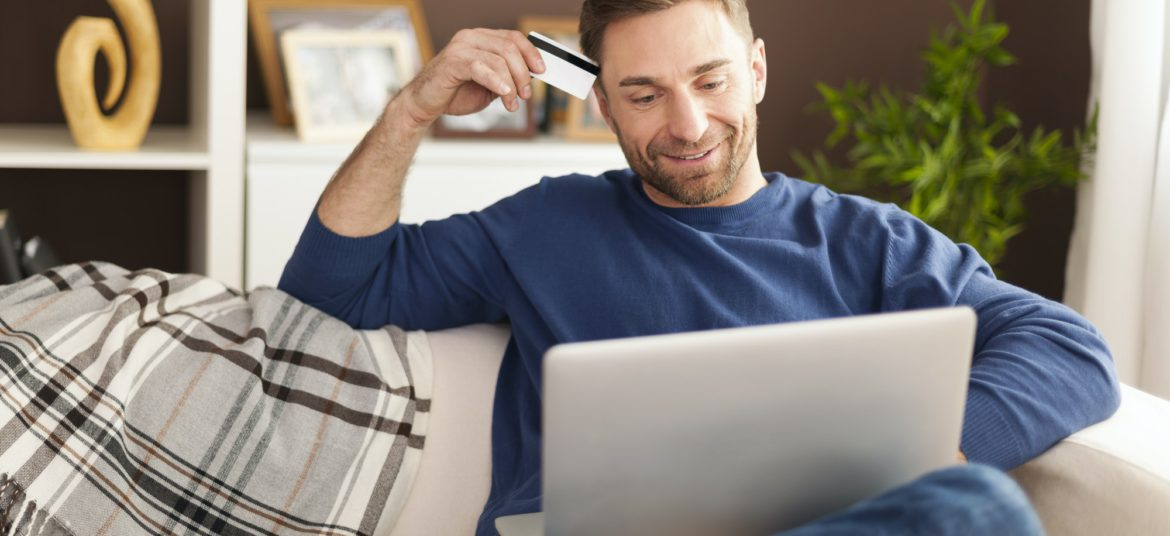 Buying online is faster and easier